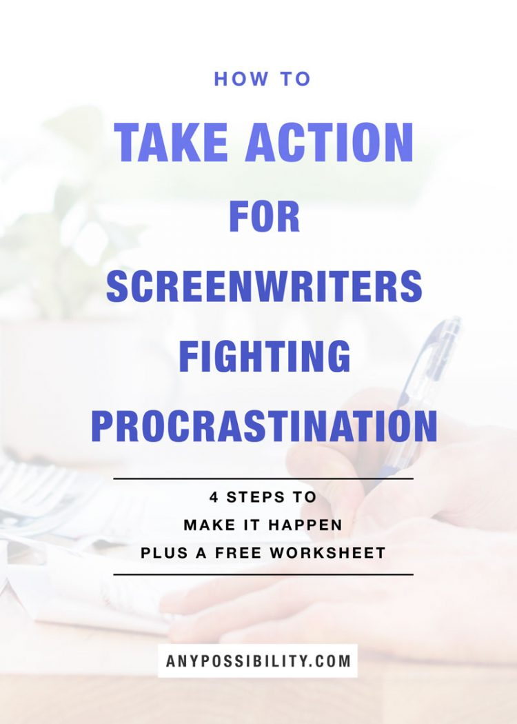 How to Take Action: Screenwriting