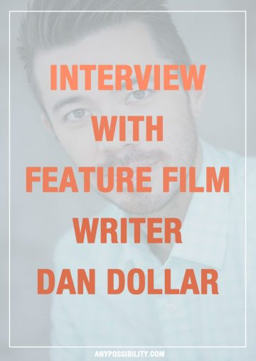 Dive into Dan Dollar's experience screenwriting in Hollywood including how he broke into the industry to what it's like the pitch to executives.