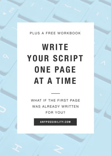 Screenplay Exercises