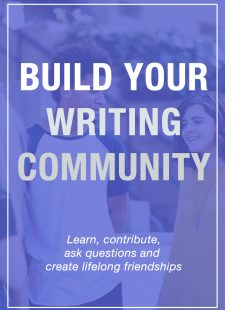 Build Your Writing Community