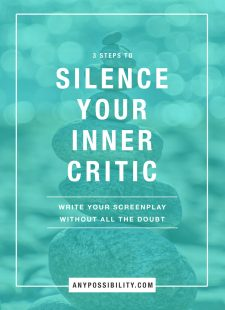 3 Steps to Silence Your Inner Critic