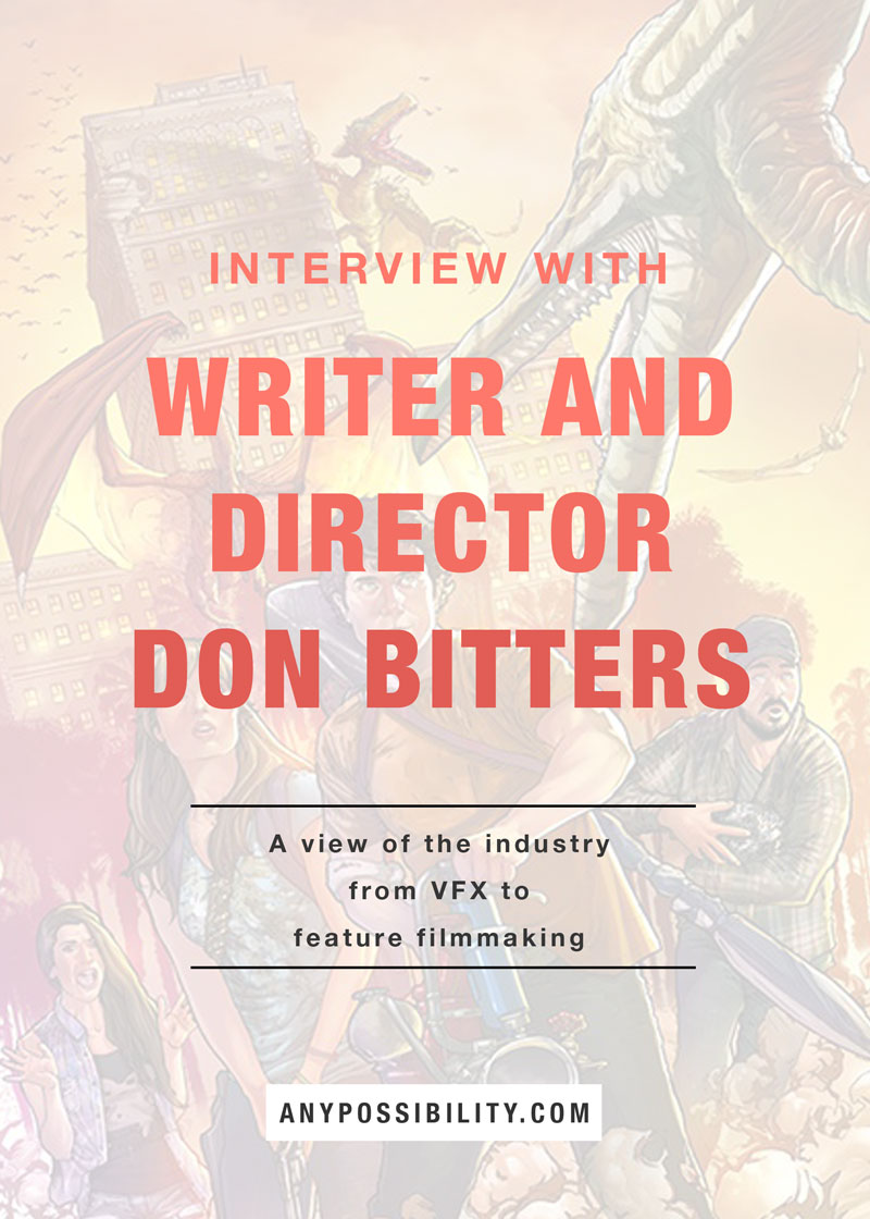 Interview with Writer/Director Don Bitters